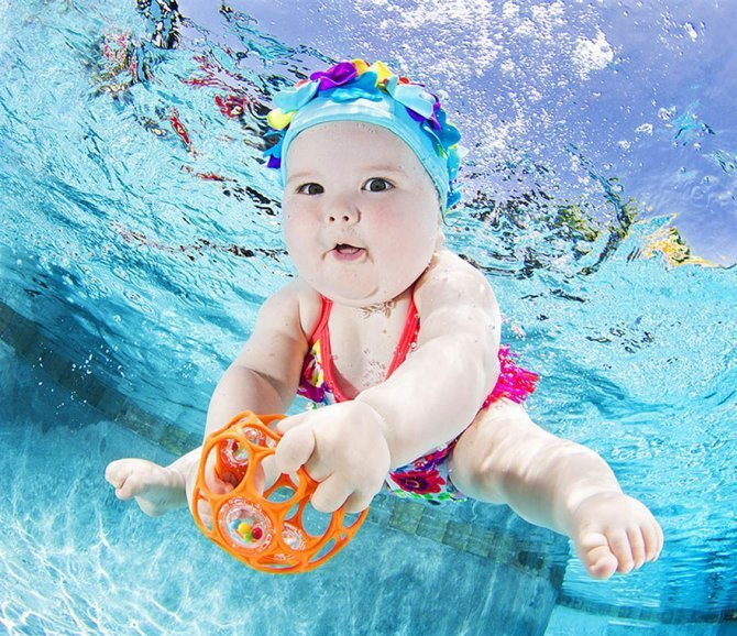 cute underwater babies photography seth casteel 4