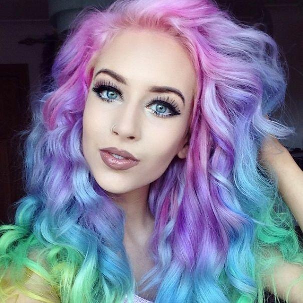 pastel hair trend 4 605