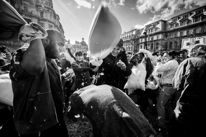 pillow fight documentary photography 011 880