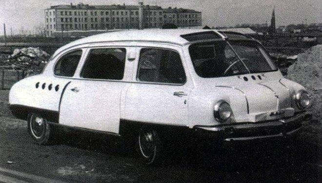 soviet car nami013