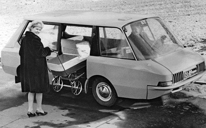 soviet car taxi