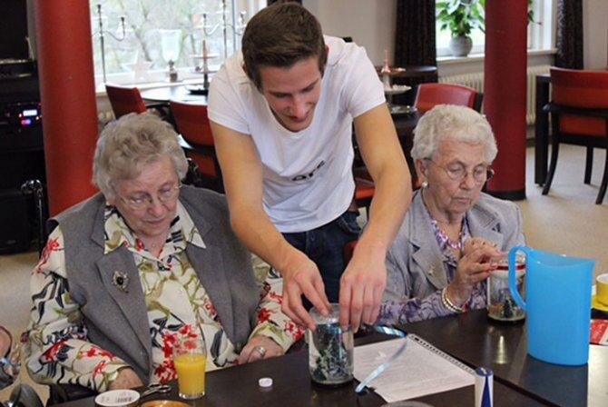 student dorm edlerly retirement home deventer humanitas 2