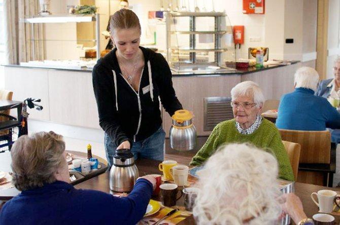 student dorm edlerly retirement home deventer humanitas 3