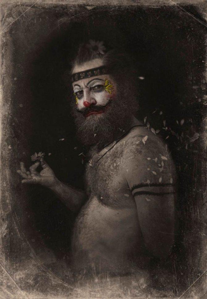 Eolo Perfido Clownville 1