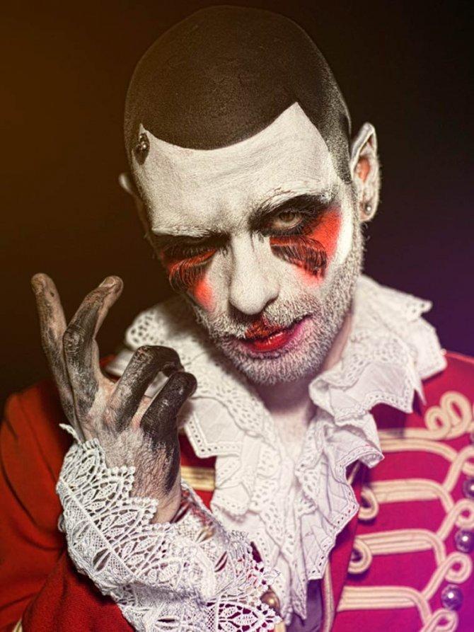 Eolo Perfido Clownville 10