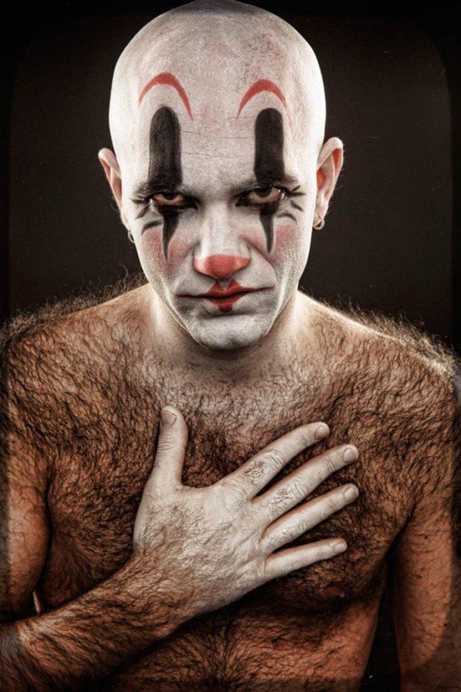 Eolo Perfido Clownville 11