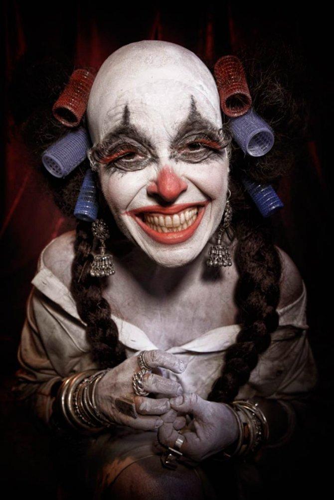 Eolo Perfido Clownville 16