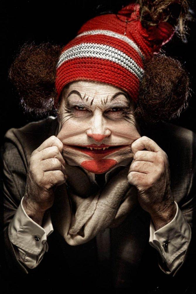 Eolo Perfido Clownville 17