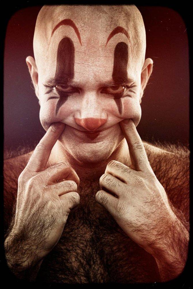 Eolo Perfido Clownville 2