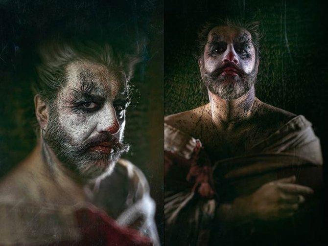 Eolo Perfido Clownville 22
