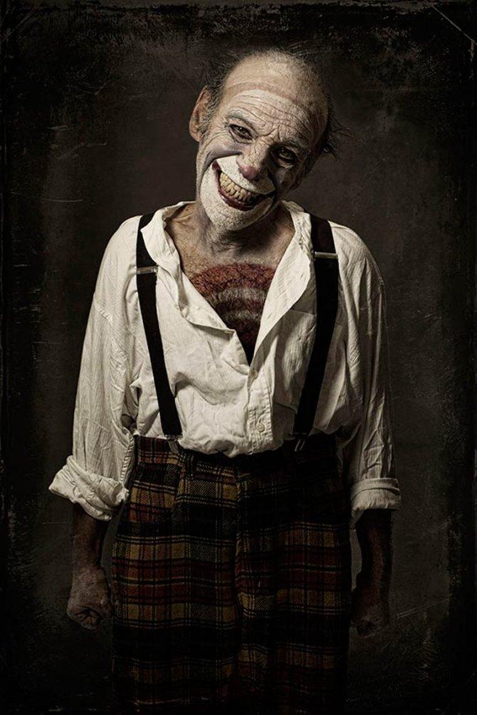 Eolo Perfido Clownville 7