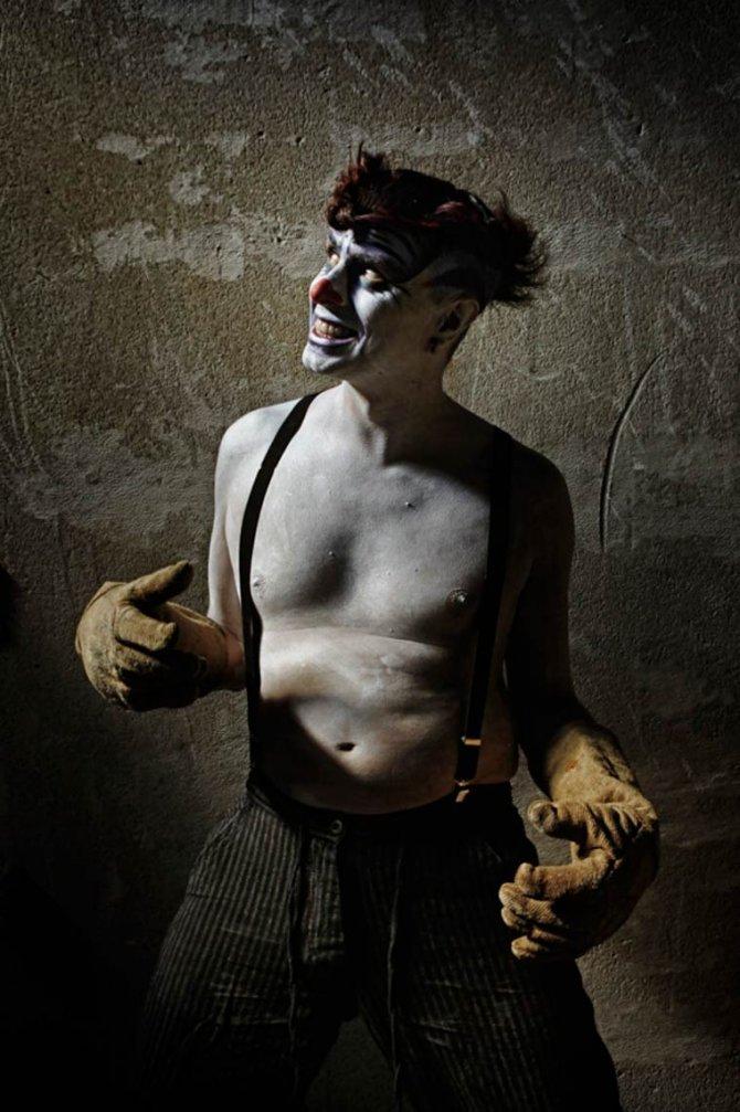 Eolo Perfido Clownville 9