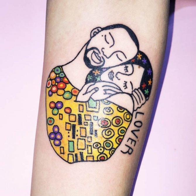 Kim Michey tattoos 18
