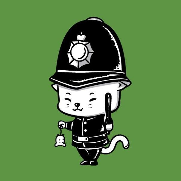 Night Cop 605