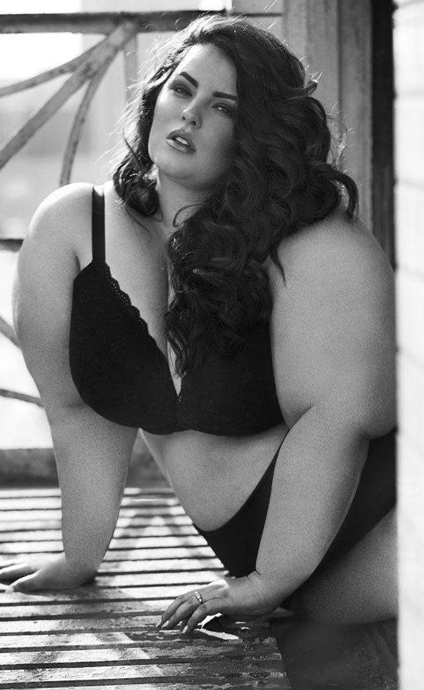 plus sized supermodel tess holliday first photoshoot milk modelling agency 24