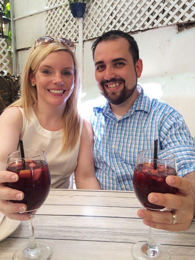 sad vacation guy has fun wife baby puerto rico 10