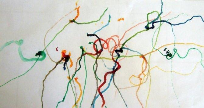 lumache vernice dipingono 3