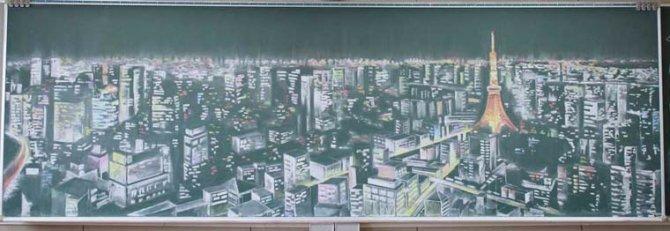 Kokuban Art japon 11