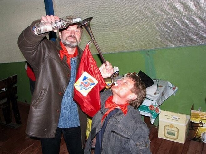 drunk russians13