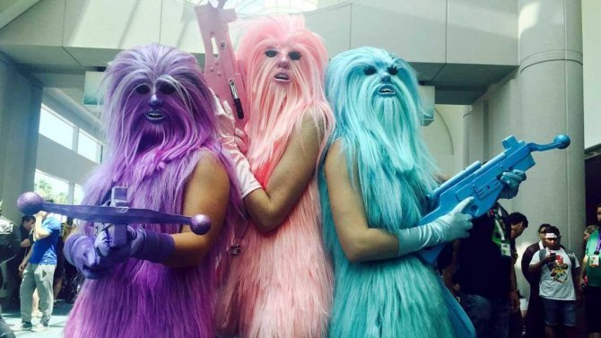 14 Insanely Creative Costumes Youll Only See At Comic Con
