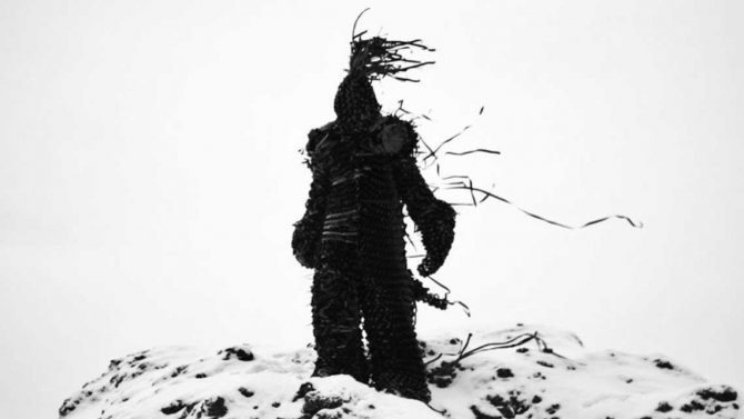 Epic Warriors Made From Old VHS Tapes