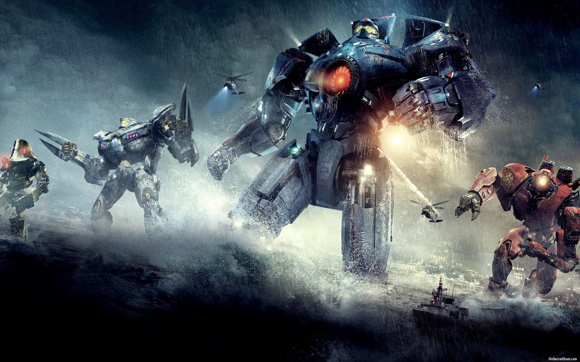 Giappone e Stati Uniti si sfideranno ad un duello coi robot giganti, sul serio