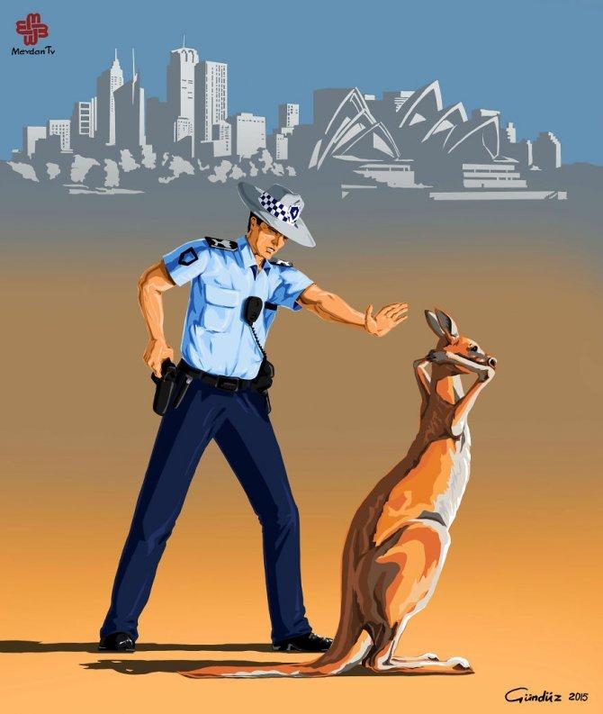 avstraiya police 880