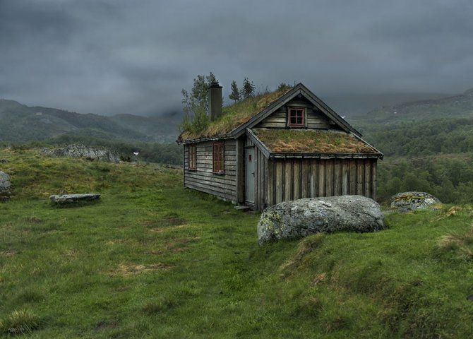 fairy tale viking architecture norway 9 880