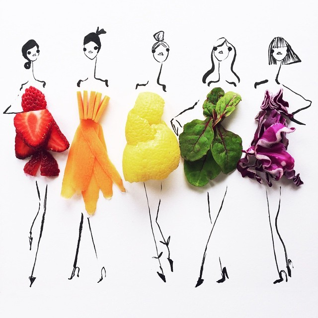 food-fashion-sketches-gretchen-roehrs-1