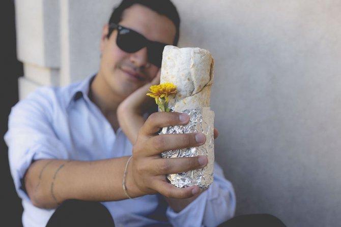 fidanzata burrito 5