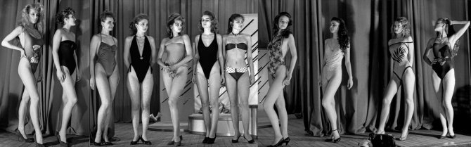 moscow beauty 1988 first official soviet beauty contest 21