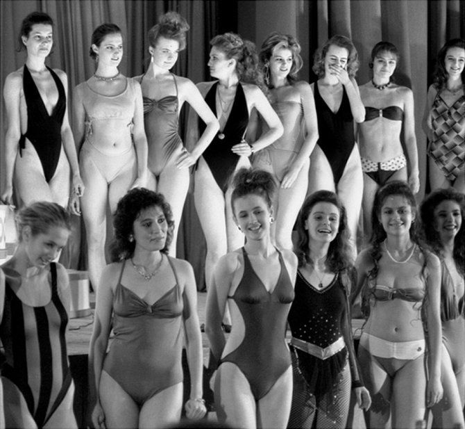 moscow beauty 1988 first official soviet beauty contest 22