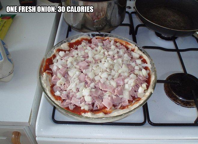 pizza calorie 3