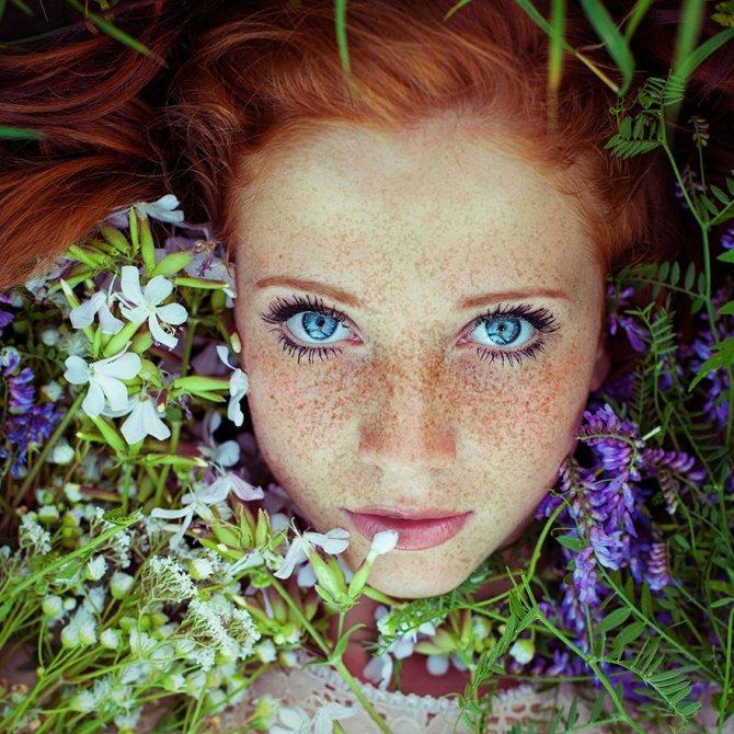 redhead women portrait photography maja topcagic 3