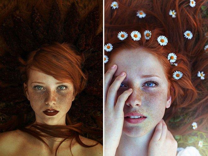 redhead women portrait photography maja topcagic 5