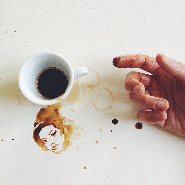 disegni caffe 4