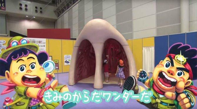 Karada no Fushigi Daibouken 2