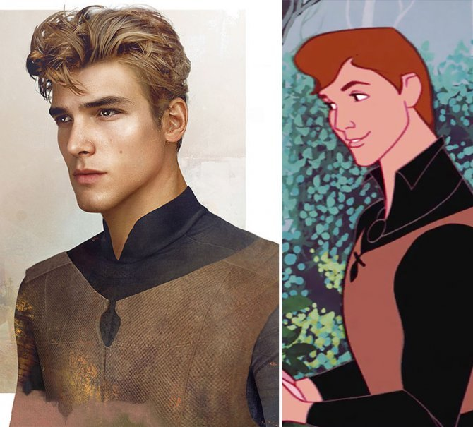 real life like disney princes illustrations hot jirka vaatainen 111