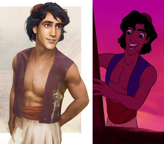 real life like disney princes illustrations hot jirka vaatainen 41