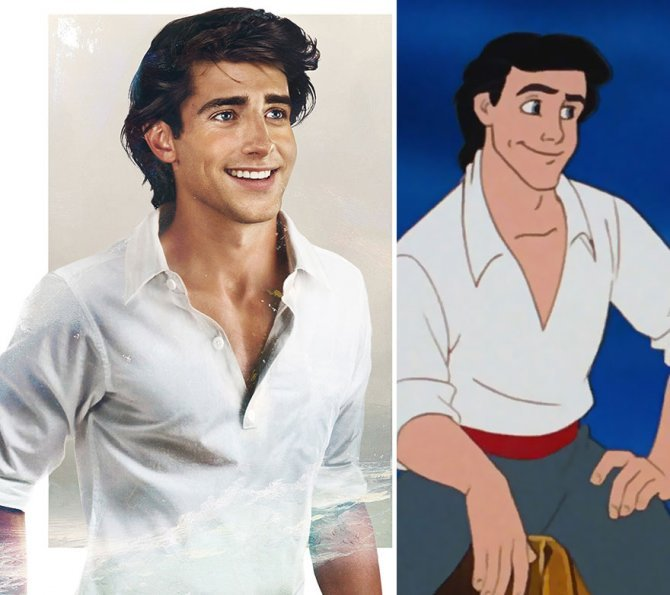 real life like disney princes illustrations hot jirka vaatainen 51