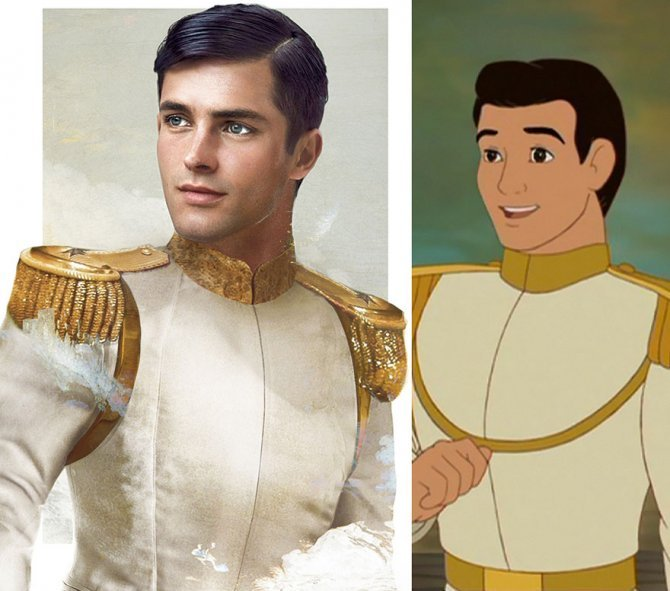 real life like disney princes illustrations hot jirka vaatainen 71