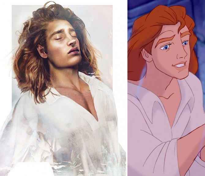 real life like disney princes illustrations hot jirka vaatainen 81