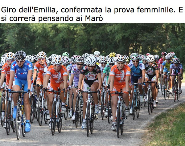 Ciclismo-donne