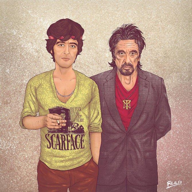 Al Pacino prima o dopo