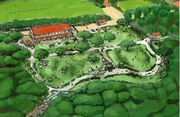 Aprirà in Giappone il Parco Naturale di Hayao Miyazaki