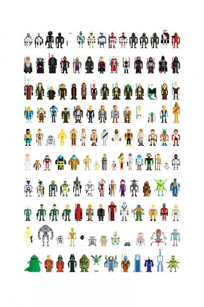star wars galleria 13