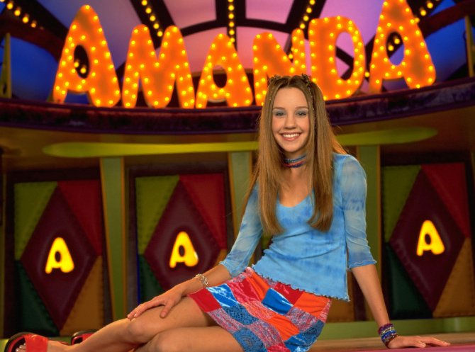 amanda bynes the amanda show nickelodeon