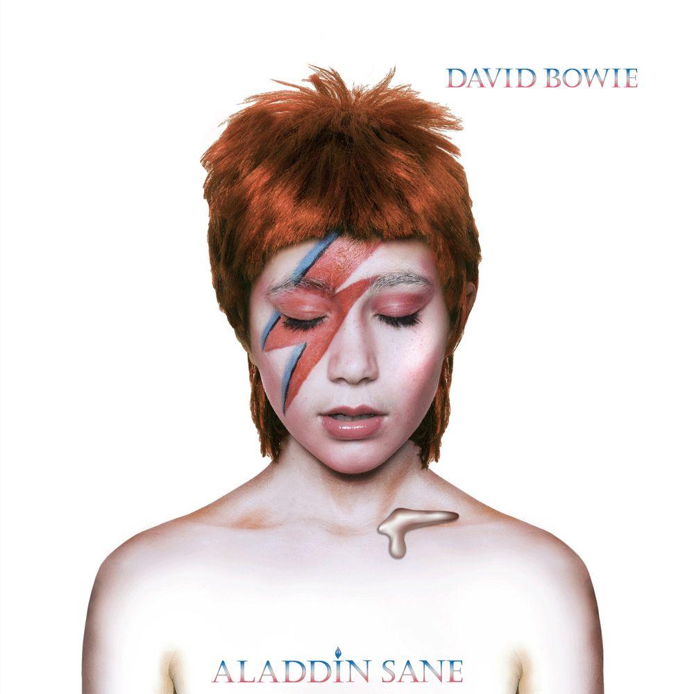 """Aladdin Sane"" – David Bowie"