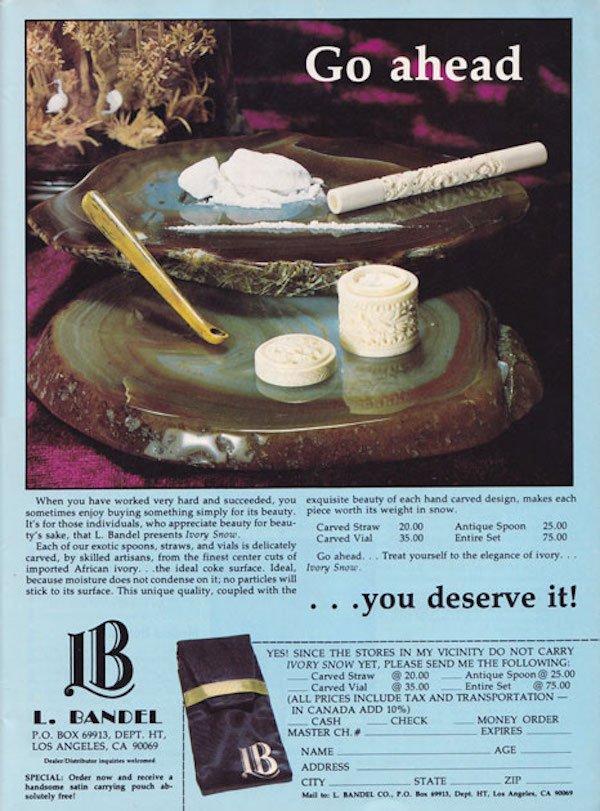 cocaina pubblicità 12