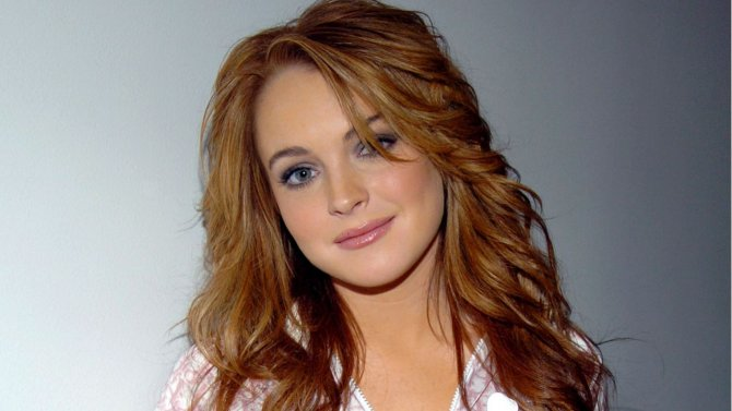 lindsay lohan teenager mean girls